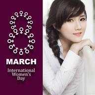 Happy Women Day Photo Frames APK