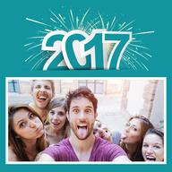 New Year Photo Frames 2017 APK
