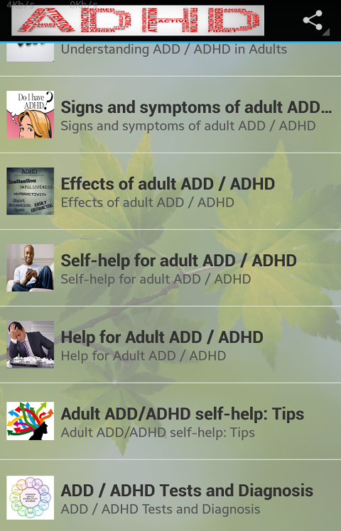 adhd effects Adhd causes, signs, symptoms & side effects no one experiences adhd the same way as someone else understanding the signs, symptoms and side effects of adhd is a key component toward starting the recovery journey.