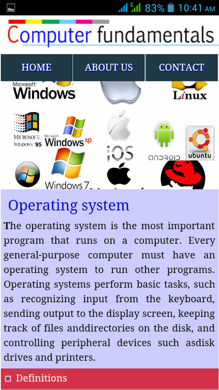 types of computers esay