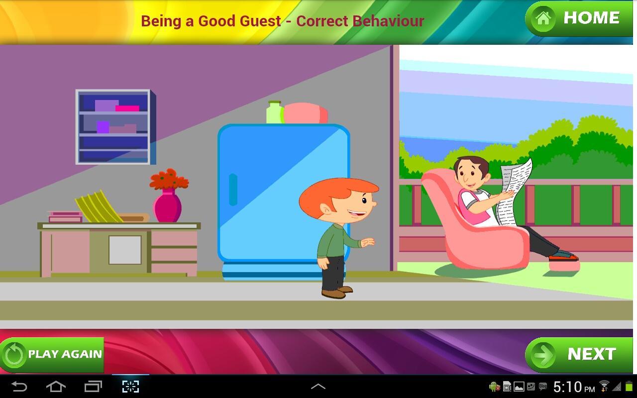 essay children good manners