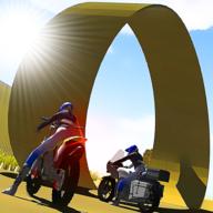 Bike Moto Stunt Racing 3D APK