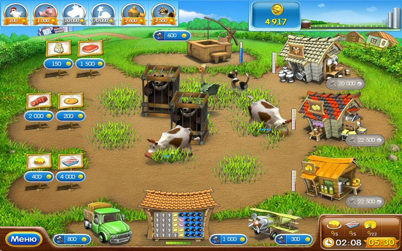 Скачать Игру На Андроид Веселая Ферма 3