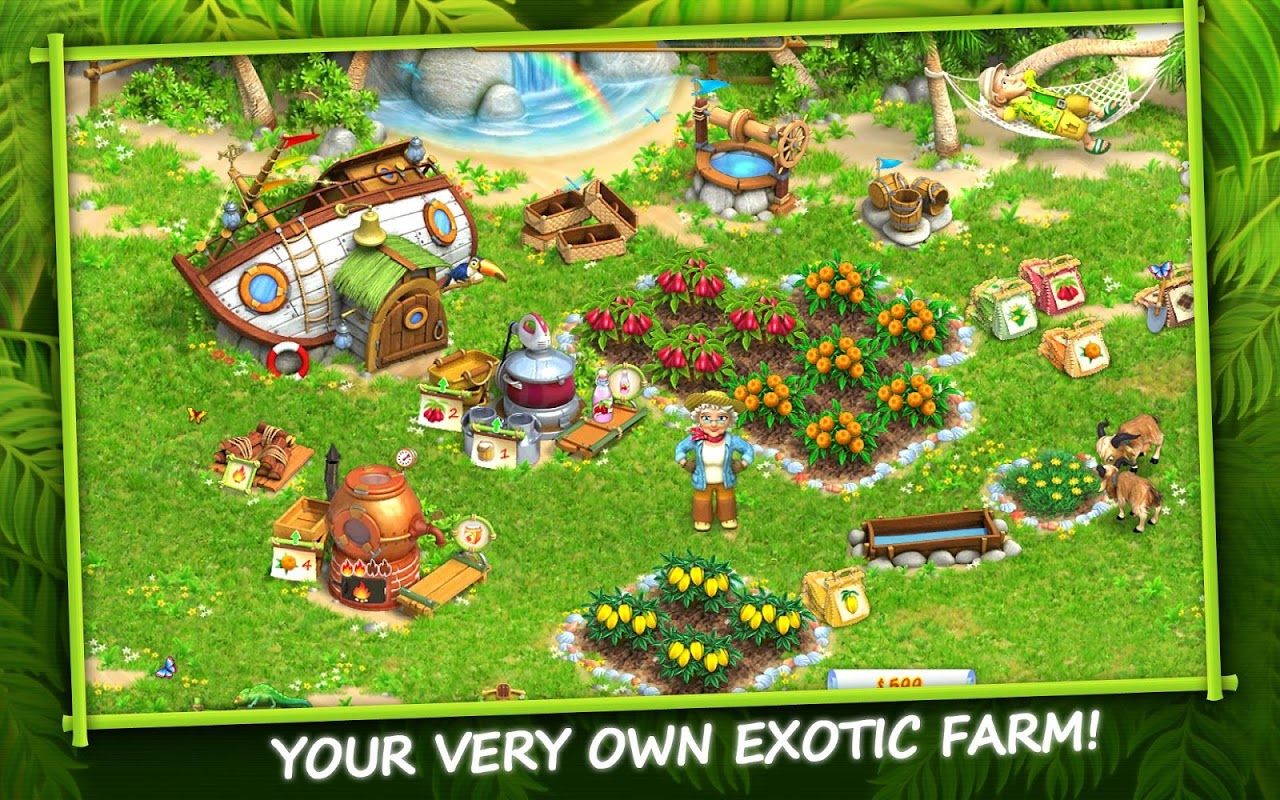 Exotic farm ofterdingen