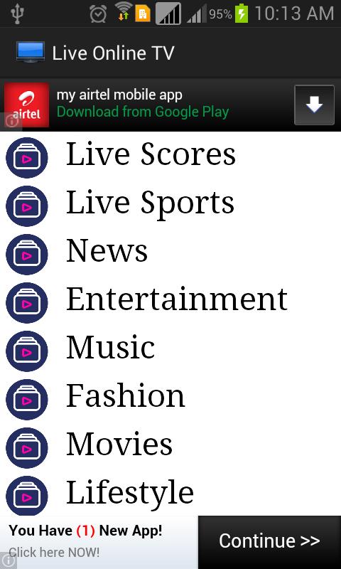 Ten sports live tv channel online free