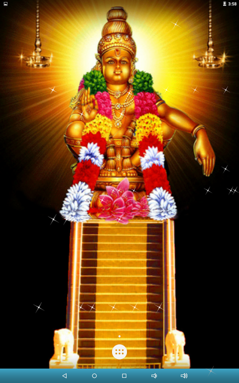 ayyappa Ayyappa app is a complete app for all the guru swami's, kanni swami's as well as normal devotees of ayyappa this free app named as ayyappa is a gift for all the ardent ayyappa swami devotees out therethey carry out rituals strictly for 41 days and seeks blessing from lord ayyappa by visiting sabarimala.