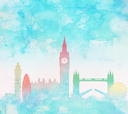 XPERIA™ Cityscape London Theme APK