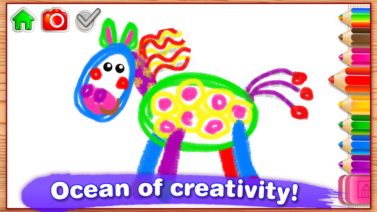 download children coloring games for kids preschool games apk for