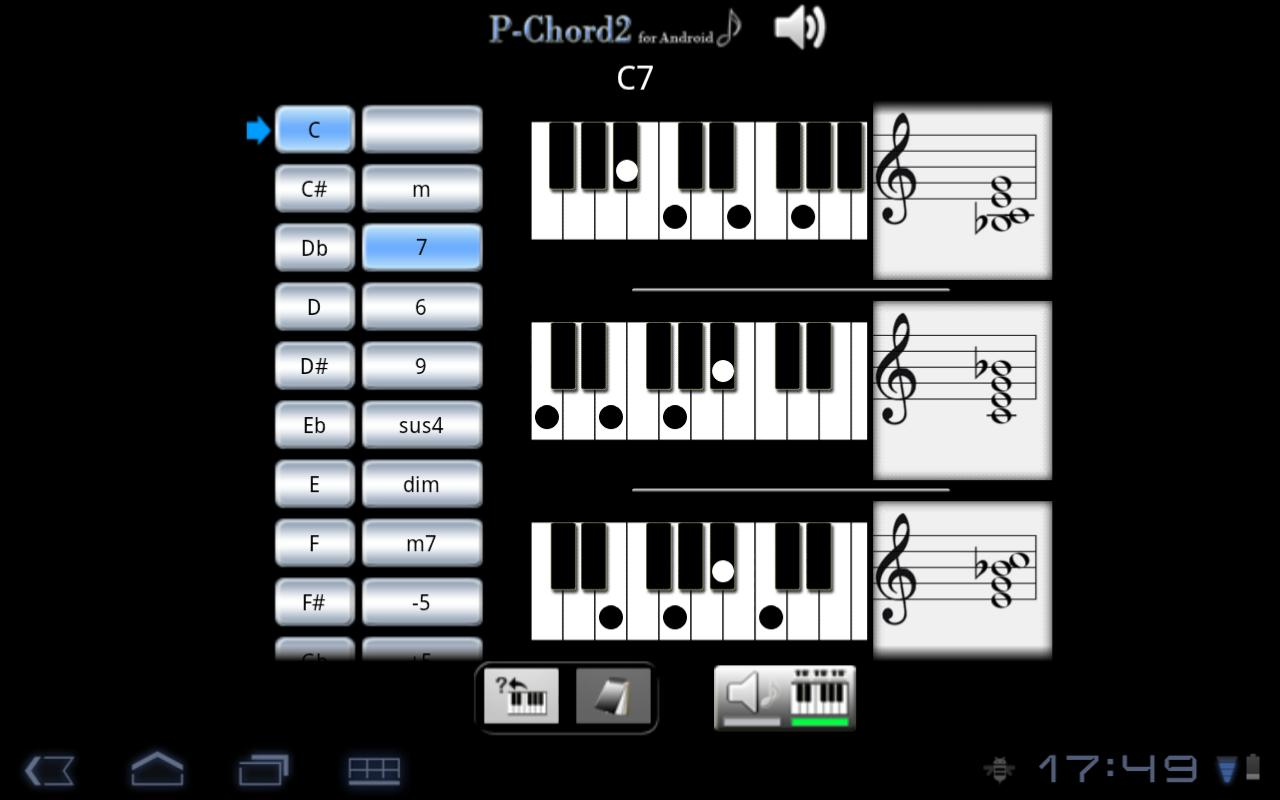 Download pchord2 piano chord finderapk for android android apk the description of pchord2 piano chord finder hexwebz Image collections